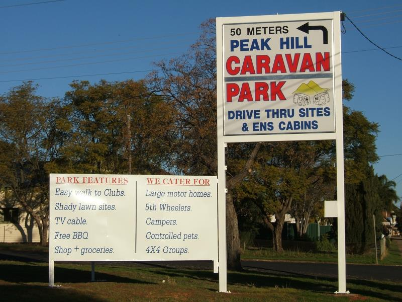 Private Commercial For Sale Peak Hill 2869 NSW