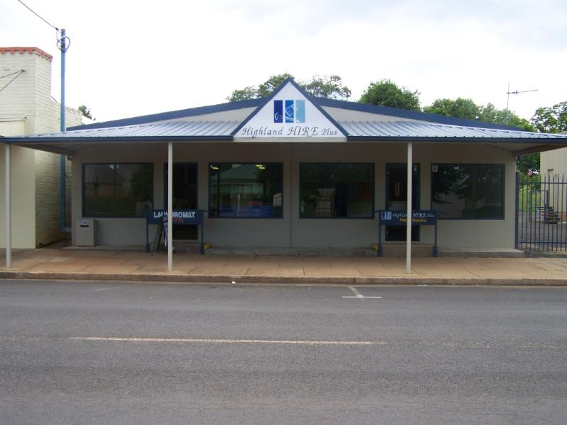Private Commercial For Sale 161 Bradley Street Guyra NSW 2365